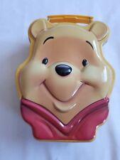 Disney Winnie the Pooh Tin Money Coins Piggy Saving Bank