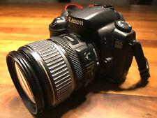 Canon EOS 20D 20 D 20-D DSLR Kamera mit Canon EF-S 1:4-5,6/17-85 IS USM