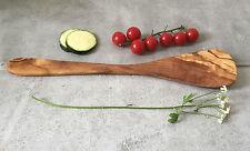Pfannenwender Olivenholz groß / Holzwender  / Bratenwender / Handarbeit, 37cm