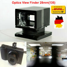 Professional Optical Viewfinder 28mm für Ricoh GR GRD2 GRD3/4 Digital Kamera DHL