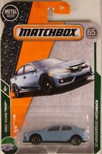 MATCHBOX #7 '17 Honda Civic Hatchback, 2018 issue (NEW in BLISTER)