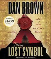 *NEW/SEALED* Robert Langdon Lost Symbol Dan Brown 2013 14-CDs Unabridged