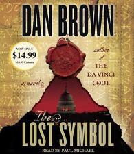 Robert Langdon: The Lost Symbol Bk. 3 by Dan Brown (2013, CD, Abridged)