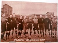 Freiburger FC + Deutscher Fußball Meister 1907 + Fan Big Card Edition F34 +