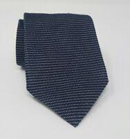 Cravatta ermenegildo zegna 100% pura seta tie silk original vintage made italy