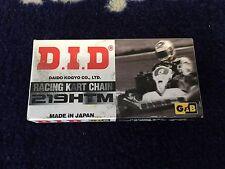 Go Kart - Chain D.I.D Standard HTM 106 Link - NEW