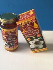 Organic Zam Zam Honey With Black Seed 3 In 1