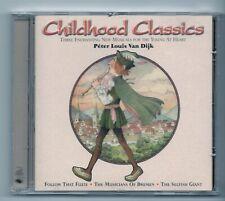 (JG686) Peter Louis Van Dijk, Childhood Classics - 1999 CD