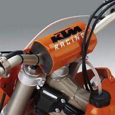 NEW KTM RACING ORANGE FATBAR HANDLEBAR BAR PAD SX SMR SXS07250800