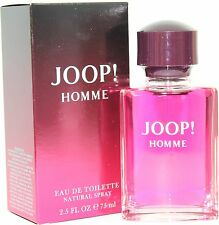JOOP HOMME 2.5 OZ EDT SPRAY NEW IN A BOX FOR MEN BY JOOP