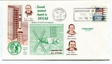 1973 SKYLAB Second Launch Saturn 1B piders & Fish Bean Garriott Lousma NASA Moon
