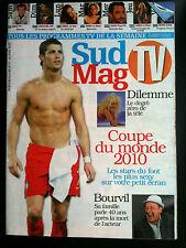 Sud Mag TV du 05/06/2010; Coupe Du monde 2010; les canons du ballon/ Bourvil