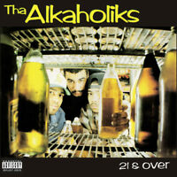 The Alkaholiks - 21 & Over [New Vinyl LP]