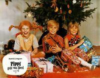 Pippi geht von Bord ORIGINAL Aushangfoto Astrid Lindgren / Inger Nilson KULT