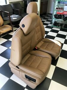 2003 - 2006 Porsche Cayenne Full Power Cashmere Leather Seats