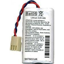 BAT05 3,6V 4Ah LOGISTY, Batteria al Litio BATSECUR
