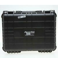 Apache 3800 Weatherproof Protective ard Case for Camera Equipment, Electronics,