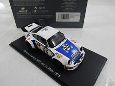 PORSCHE 911 CARRERA RSR #55 LE MANS 1975 SPARK 1/43