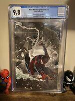 Miles Morales: Spider-Man 19 Sanctum Santorum Color Splash Variant CGC 9.8