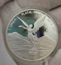 2012 Libertad Proof 1oz Silver-LOW MINTAGE