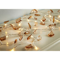 30 LED Luxury Jewel String Lights Christmas Decoration - 310395