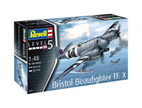 Revell Model Build Kit Activity Brand New In Box Bristol Beaufighter TF.X 03943