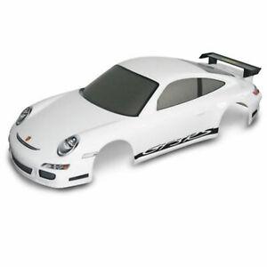 Carson 500800059 1-10 Karosserie Porsche 911 GT3 weiß Dekor Dekor