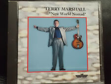 TERRY  MARSHALL   -  NEW  WORLD  NOMAD  ,  CD  1994 , JAZZ ,  SMOOTH,   NEW  AGE