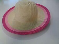 Infant Girls SIZE 0-6 Month Straw Hat GYMBOREE NWT!!