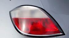 Vauxhall ASTRA H MK5 5 Tür N/S/R Beifahrerseite Rücklicht Cluster weiß rot