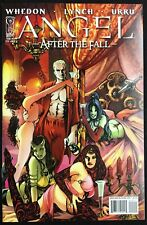 Angel After The Fall (2007) #2 NM (9.4) Spike cover Joss Whedon BTVS IDW