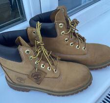 Timberland Boots Size 3.5
