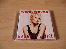 "CD Sarah Connor-Naughty But Nice - 2005 ""incl. from zero to Hero-Jewel Case e"