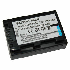 Camera Battery For SONY NP-FH30 NP-FH40 NP-FH50 NP-FH60 NP-FP50 [AU Local Ship]