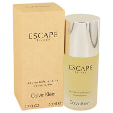 Escape Cologne By CALVIN KLEIN FOR MEN 1.7 oz Eau De Toilette Spray 412987