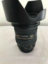 Nikon AF Zoom Nikkor 18-35mm f/3.5-4.5 D ED IF Aspherical Lens w/77mm UV Filter