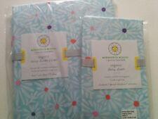 S2 Pottery Barn Kids Margherita Missoni Organic DAISY Twin Duvet Cover & Sham