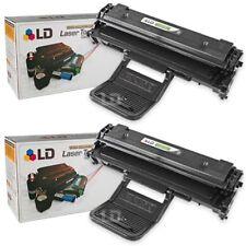 LD © Fits Samsung ML-2010D3 2pk Black ML-2010 ML-2510 ML-2570  ML-2571N