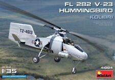 Helicopter Flettner FL 282 V-23 Hummingbird Kolibri 1/35 MiniArt 41004