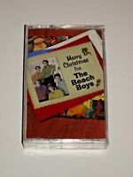 MERRY CHRISTMAS FROM THE BEACH BOYS CASSETTE TAPE SEALED BRAND NEW 56620-4-7
