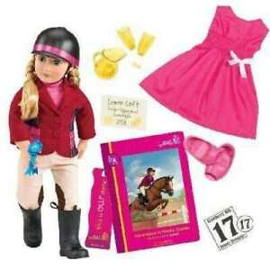Our Generation Lily Anna Deluxe Doll