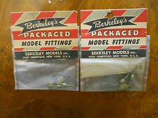 BERKELEY MODELS U-CONTROL SNAP SWIVELS, SMALL & LARGE ( NEW IN PACKAGE)