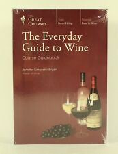 The Great Courses Jennifer Simonetti The Everyday Guide To Wine Dvd Course Book