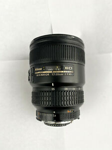 Nikon Nikkor 17-35 f2.8 lens in excellent user condition