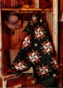 The Night Before Christmas Quilt Pattern Pieced SP