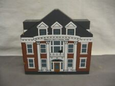 Arnold-Lynch Funeral Home Shelf Sitter Series Xii c 1994 Cat's Meow Vgc