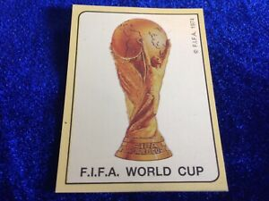 Panini Italia 90 Football Sticker FIFA World Cup #2 Professionally recovered