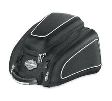 NEW Genuine Harley-Davidson TAIL BAG Black 93300069A