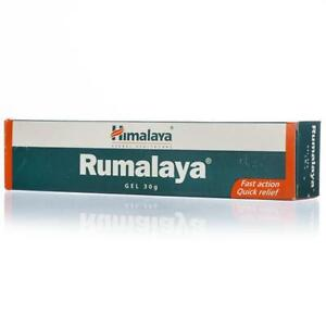 10 x Himalaya Rumalaya Gel Effective Joint Pain Bone Pain Relief Herbs | 30 gm