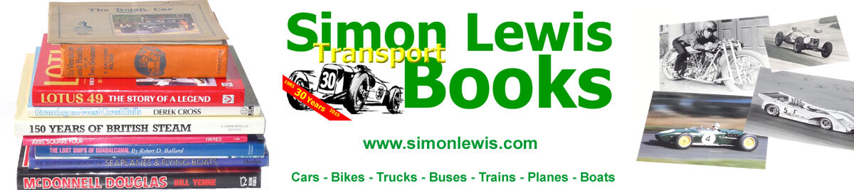 Simon Lewis Transport Books
